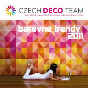 časopis czech decoteam trendy 2011/12